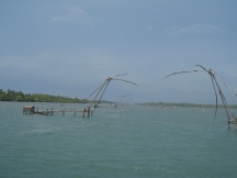 08 chinesische fischernetze