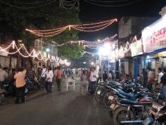 12 Straßennachtleben