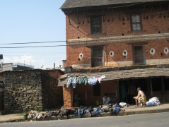 03 laundry in old pokhara
