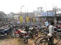 04 parkplatz für bikes