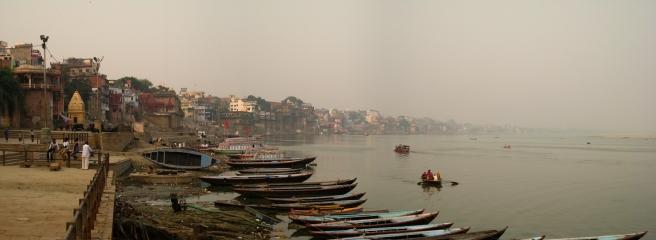 06 die ghats am ganges