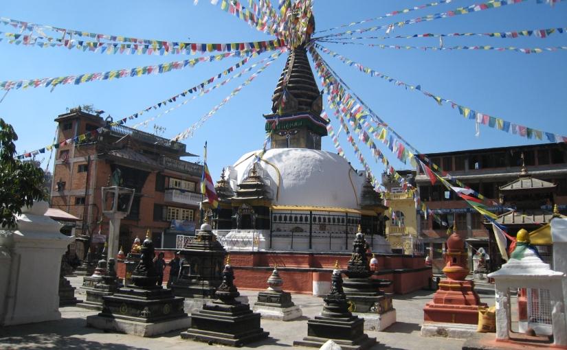 Abstecher nach Nepal