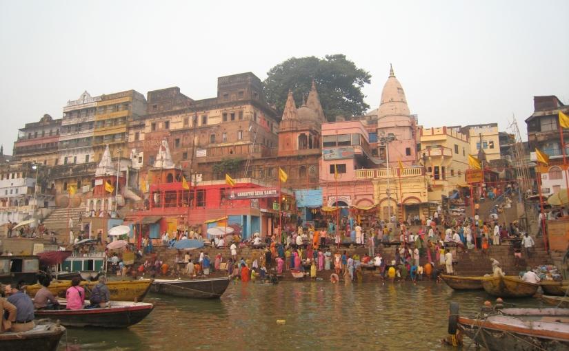 City of Shiva – eine der heiligsten StädteIndiens