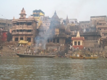 09 manikarnika ghat - ein burning ghat