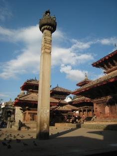 09 tempel auf dem durbar square