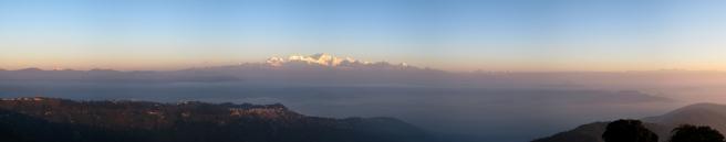 10 250km himalaya panorama auf tiger hill