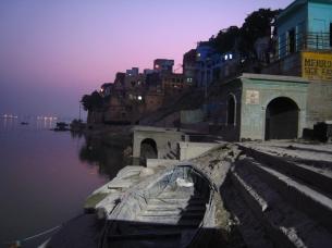 10 abendstimmung an den ghats