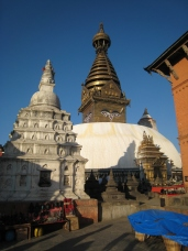 12 swayambhunath