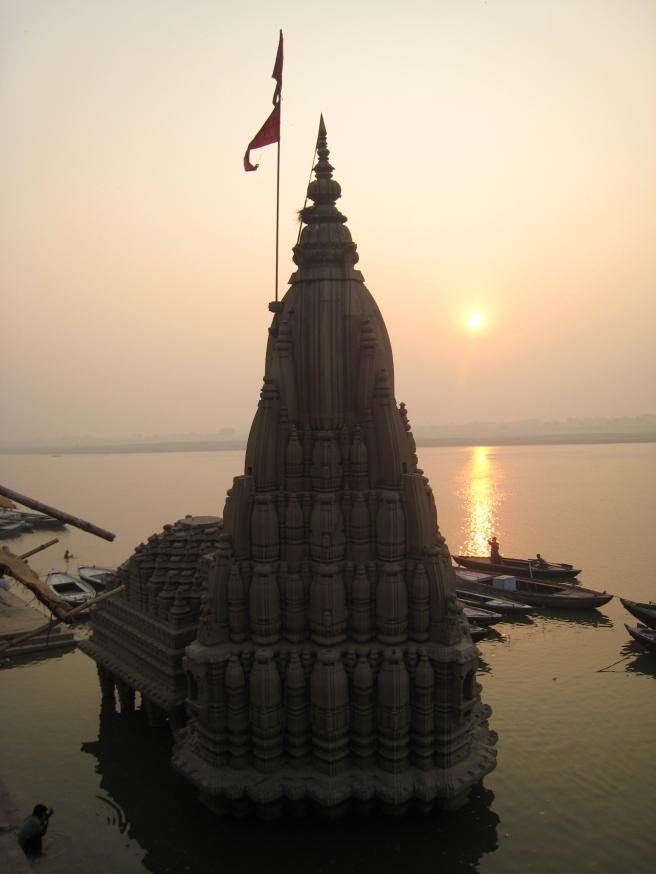15 sonnenaufgang an den ghats