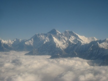 17 nuptse, everest & lhotse