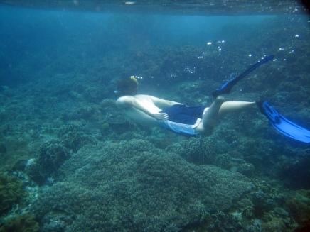 02 schnorcheln in der blauen lagune