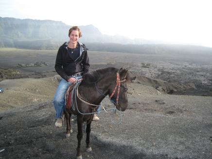 05 uns reichte das posen auf dem pony ;-)