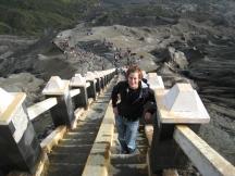 06 aufstieg zum krater