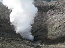 07 krater von gurung bromo