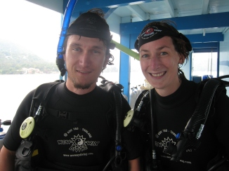 07 nun sind wir offiziell open water diver