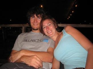 08 der erfolg wurde in einer bar am strand gefeiert