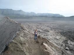 08 wanderung um den bromo-krater