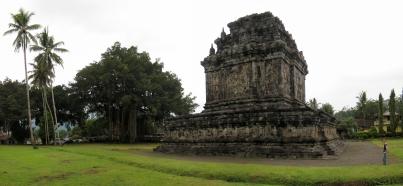 15 mendut tempel nähe borobudur
