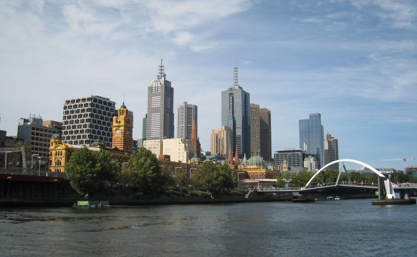 Melbourne in einemTag