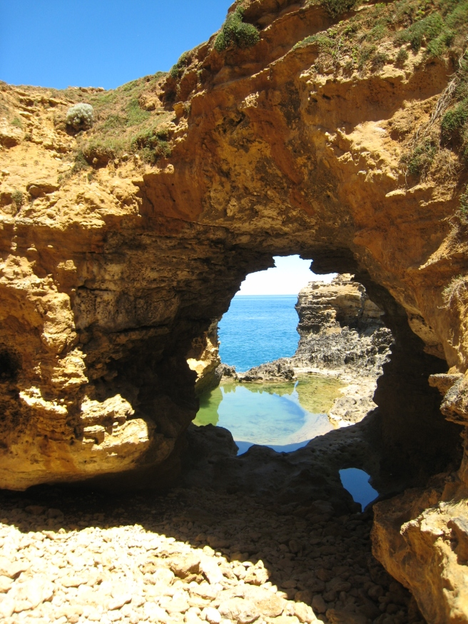 11 The Grotto