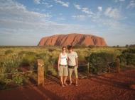 12 Wir und Uluru