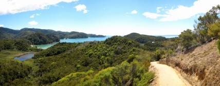 11 Der Abel Tasman Coast Trek