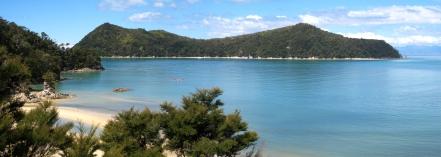 13 Blick auf die Buchten, durch die wir mit dem Kajak gepaddelt sind