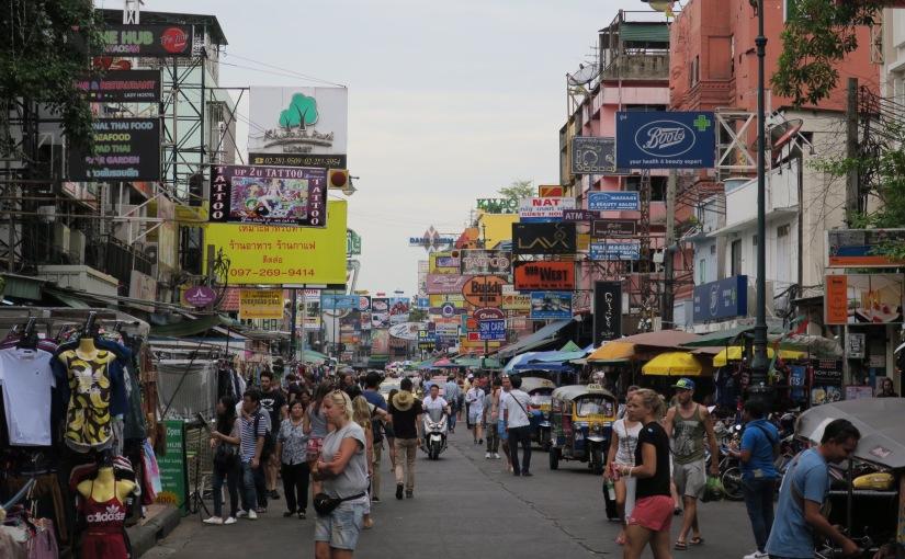 Bangkok – Das Tor zuAsien