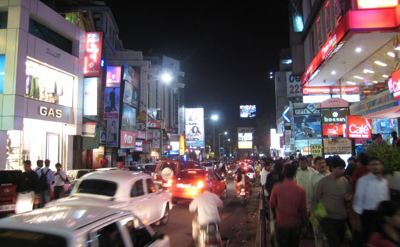 Silicon City Bangalore