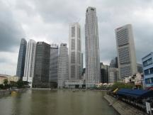 02 singapur skyline und die quays