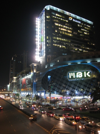 10 shopping mall in bangkok