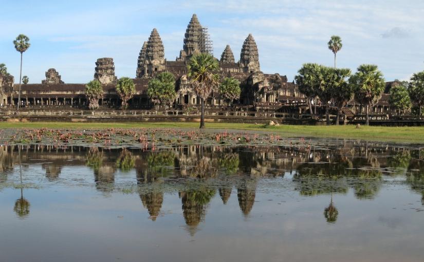 Die Tempel vonAngkor