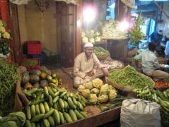 12 gemüse auf dem city market