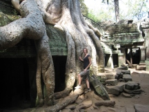 14 tempel vs. dschungel in ta prohm 1