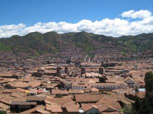 01 Blick über Cuzco