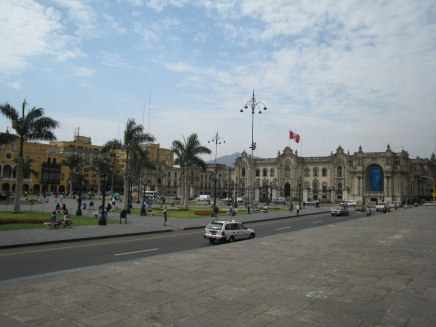 01 Plaza de Armas Lima