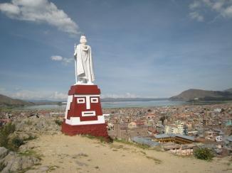 01 Puno und der Titikaka See