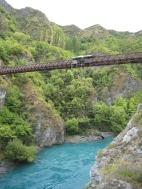 02 Die legendäre Kawarau Bungy-Brücke