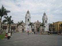 02 La Catedral de Lima