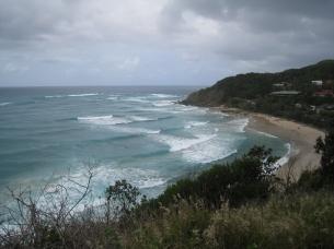 02 Surfstrand von Byron Bay