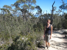 03 Bushwalking im Freycinet National Park
