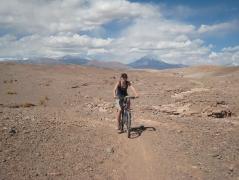 04 Biken in der Atacamawüste