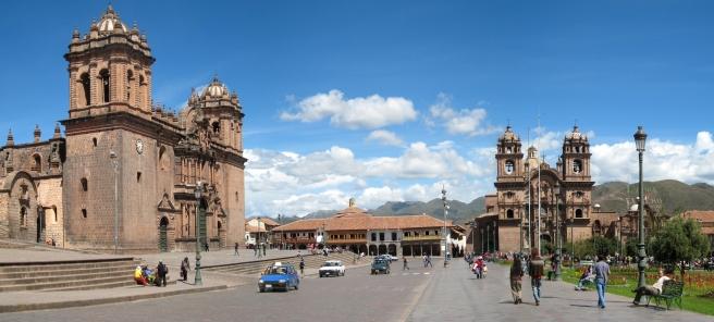 04 Plaza de Armas Cuzco