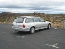 04 Unser leicht überdimensioniertes Auto in Tasmanien