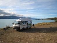04 Unser Nachtlager am Lake Pukaki