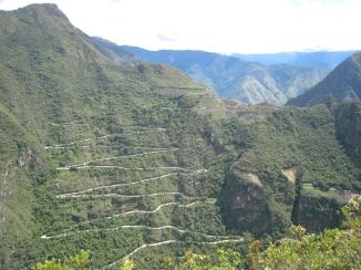 05 Blick auf Machu Picchu vom Gipfel des Putucusi