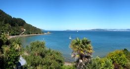 06 Blick auf die Bucht von Wellington