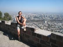 06 Ute auf dem Cerro San Christobal