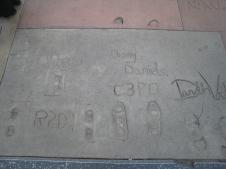 07 Auch R2D2 hat seine Spuren hinterlassen ;-)