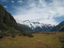 07 Gletscher im Mount Cook National Park